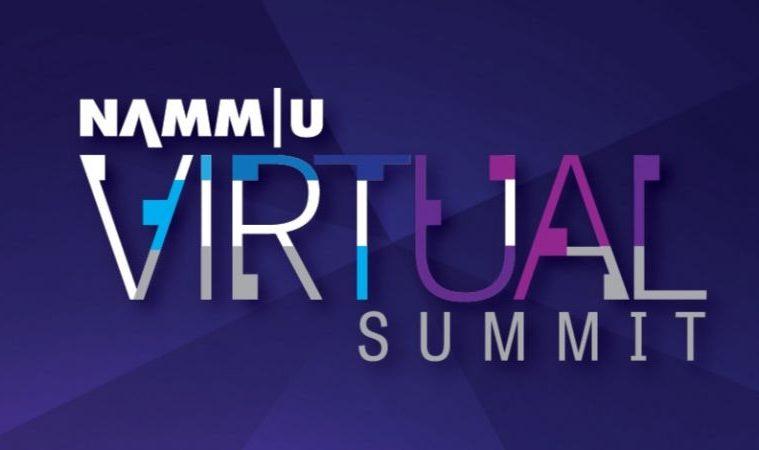 NAMM U Virtual Summit