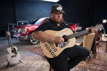 Guitars 4 Vets, Luke Combs