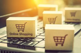 Online Shopping, New Normal