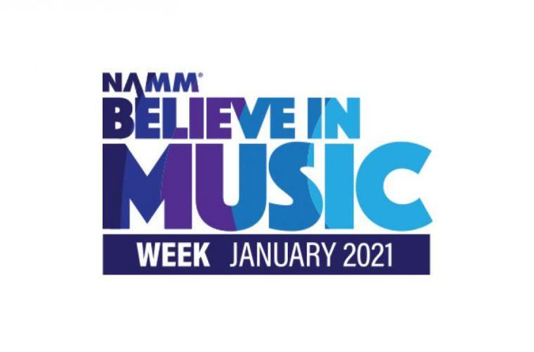 Believe in Music Week, NAMM