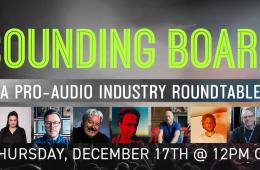 Shure, Sounding Board