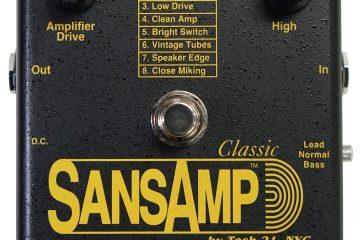 Tech 21, SansAmp