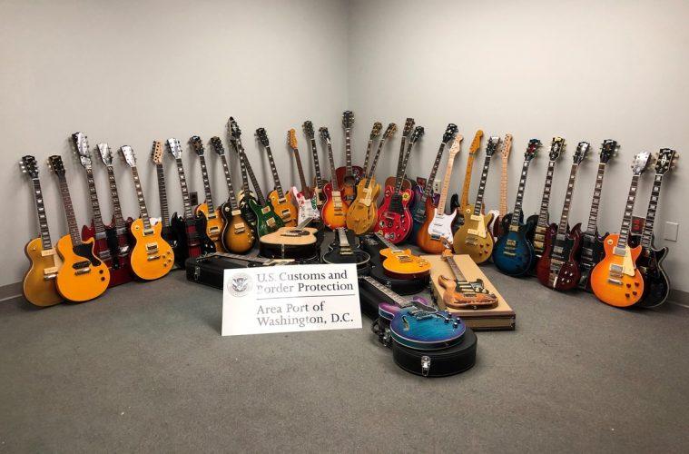 Counterfeit Guitars