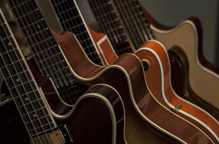 Guitars, Guitar Demand on the Rise
