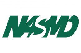 NASMD logo
