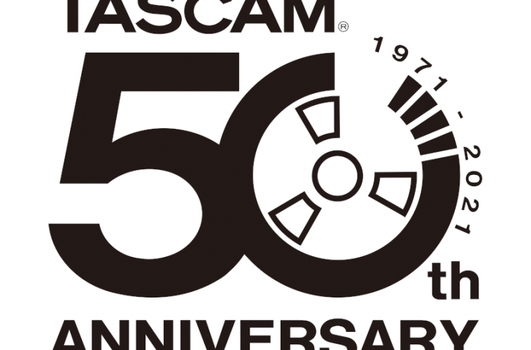 TASCAM celebrates 50th anniversary