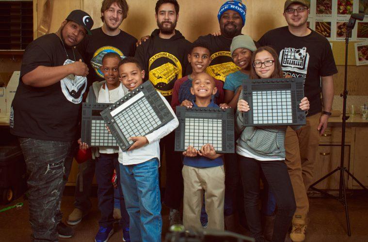 Reverb Donates to Music Organizations