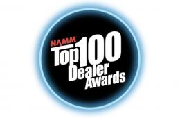 NAMM's Top 100 Dealer Awards