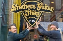 Brothers Guitar Shop