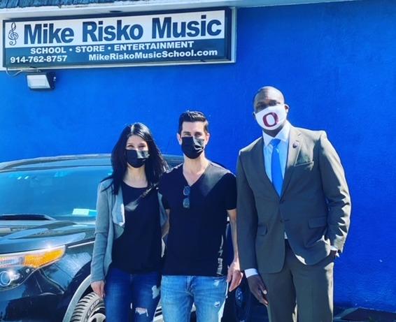 Mike Risko Music, U.S. Rep. Mondaire Jones