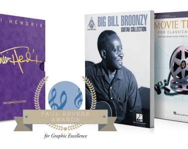 Hal Leonard gets Paul Revere Awards