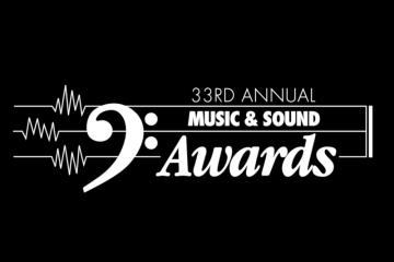 2019 Music & Sound Awards Winners