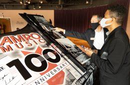 Amro Music celebrates 100 years