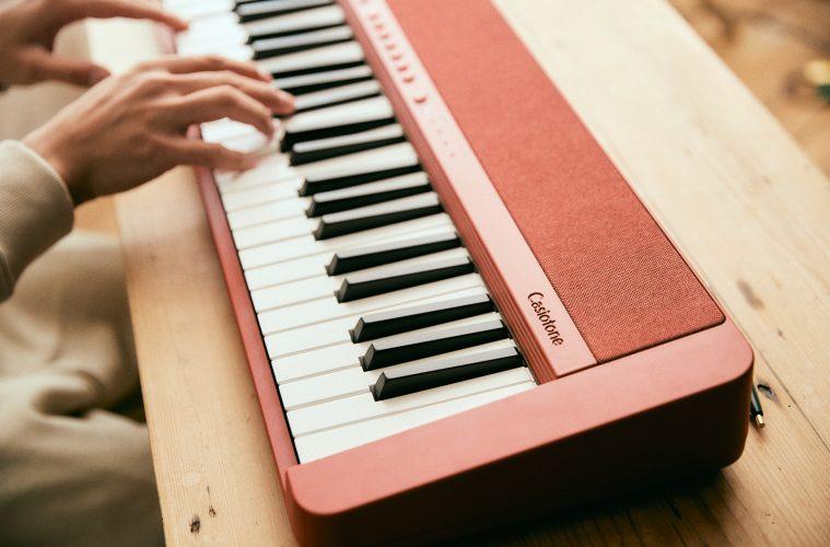 Casio's Casiotone Keyboard