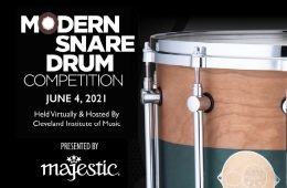 Modern Snare Drum Competition, Majestic Percussion