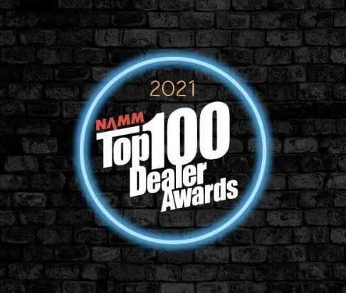 NAMM Top 100 Dealers 2021
