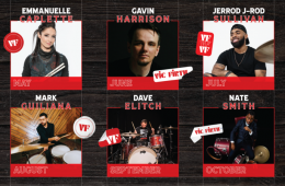 Vic Firth: Stories Behind the Sleeves content series