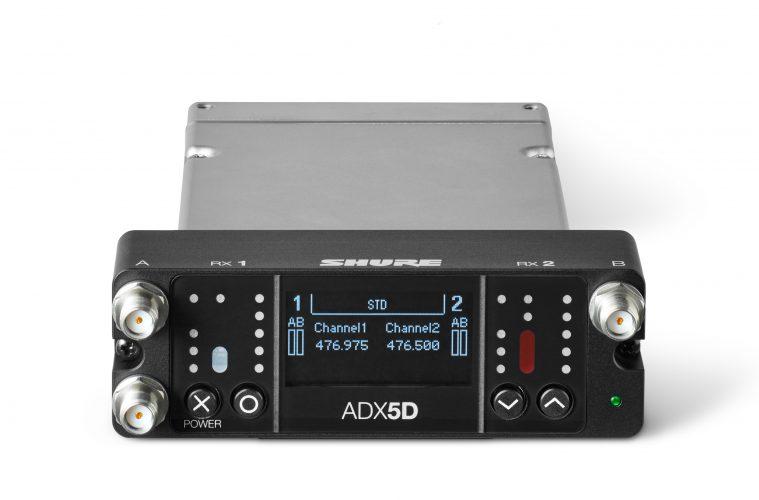 Shure ADX5D Portable Receiver