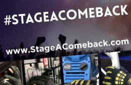 Gig Gear launches Stage a Comeback promotion