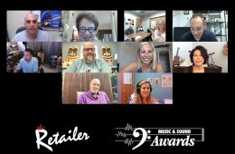music and sound retailer's music and sound awards 2021