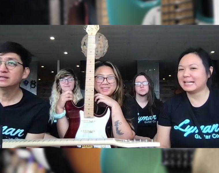 lyman guitars