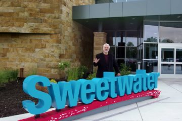 sweetwaters first retail location