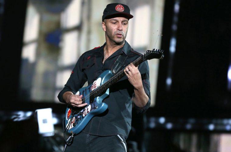 rage against the machine guitarist tom morello