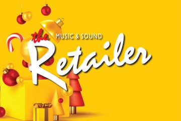 Music & Sound retailer September 2021 edition cover